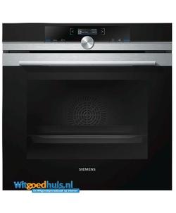 Siemens inbouw oven HB675GBS1 iQ700