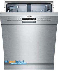 Siemens inbouw vaatwasser SN436S05IN iQ300