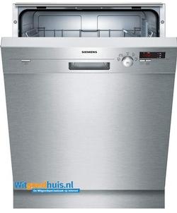 Siemens inbouw vaatwasser SN45D502EU iQ300