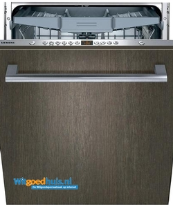 Siemens inbouw vaatwasser SN66M083EU iQ500 Extra Klasse