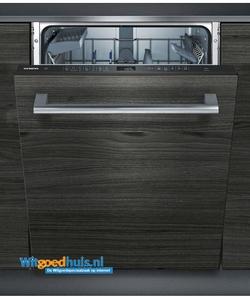 Siemens inbouw vaatwasser SX657X02PE iQ500