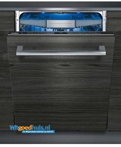 Siemens inbouw vaatwasser SX677X06TN iQ700