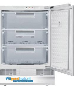 Siemens inbouw vrieskast GU15DA50 iQ500