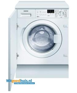 Siemens inbouw wasmachine WI14S441EU iQ700