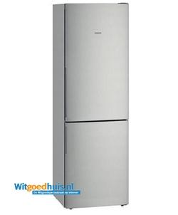 Siemens Koel / vriescombinatie KG36EBL41 iQ500