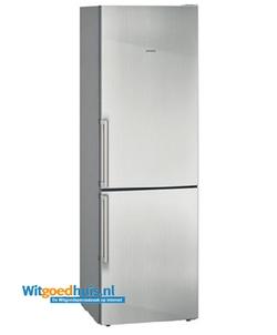 Siemens Koel / vriescombinatie KG36VEL30 iQ300 Extra Klasse