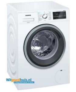 Siemens was-droogcombinatie WD15G442NL iQ500
