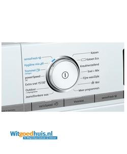 Siemens WM6HXF90NL wasmachine