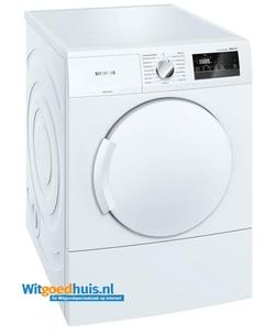 Siemens wasdroger WT33A901NL iQ300 Extra Klasse