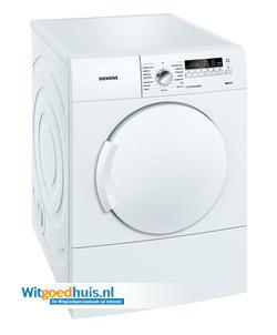 Siemens wasdroger WT34A281NL iQ300