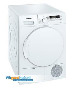 Siemens wasdroger WT44B202NL iQ500