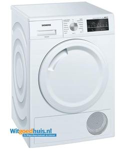 Siemens wasdroger WT44W4E5NL iQ500