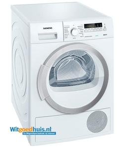Siemens wasdroger WT45W273NL iQ300
