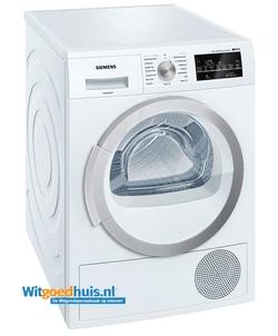 Siemens wasdroger WT45W460NL iQ500