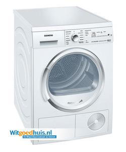 Siemens wasdroger WT46W381NL iQ500