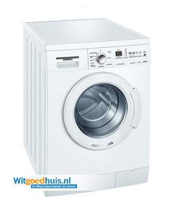 Siemens wasmachine WM14E396NL iQ300 Extra Klasse