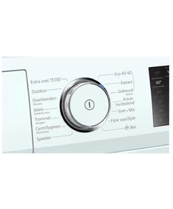 Siemens WM14UR90NL wasmachine