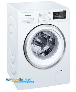 Siemens wasmachine WM16T420NL iQ500