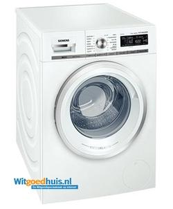 Siemens wasmachine WM16W592NL iQ700 Extra Klasse