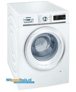 Siemens wasmachine WM16W890NL iQ700 Extra Klasse