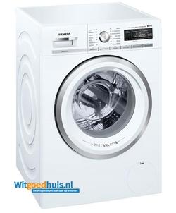 Siemens wasmachine WM16WH59NL iQ700 Extra Klasse
