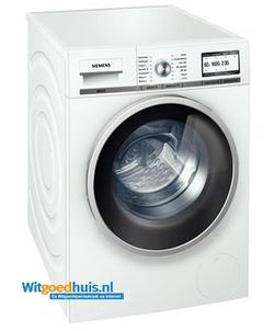 Siemens wasmachine WM16Y741NL iQ800