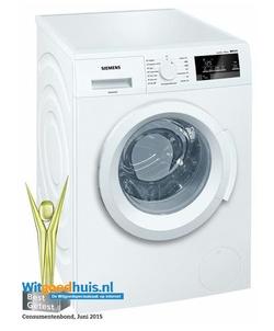 Siemens wasmachine WMN16T3471 iQ500