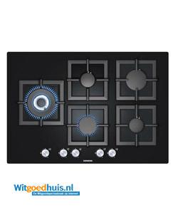 Siemens inbouw kookplaat EP816SC21N iQ500
