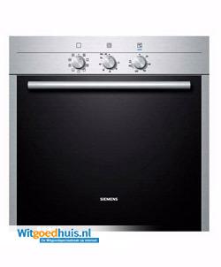 Siemens inbouw oven HB21AB520E iQ300