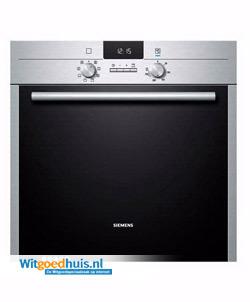 Siemens inbouw oven HB23AB520E iQ500