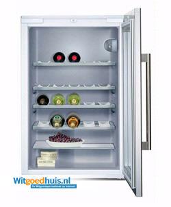 Siemens inbouw koelkast KF18WA42 iQ700 VinoThek
