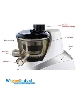 MontAna ZZJ805 keukenmachine