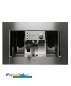 Whirlpool inbouw espressomachine ACE 010 IX