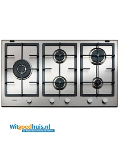 Whirlpool inbouw kookplaat GMA 9522/IX