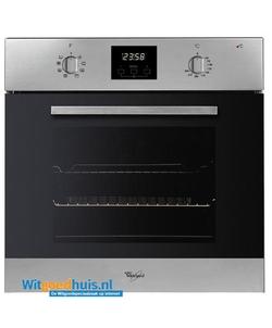 Whirlpool inbouw oven AKP 458 IX