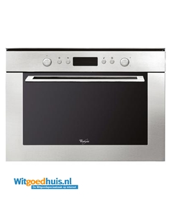Whirlpool inbouw oven AMW696IX