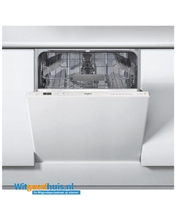 Whirlpool inbouw vaatwasser WCIC 3C26 PE