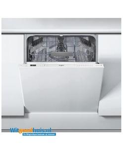 Whirlpool inbouw vaatwasser WIC 3C22 P
