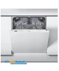Whirlpool inbouw vaatwasser WIC 3C26 P