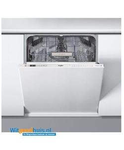 Whirlpool inbouw vaatwasser WIO 3T122 PS