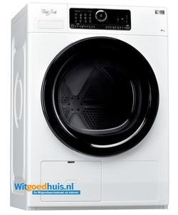 Whirlpool wasdroger HSCX 80531 ZEN