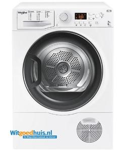 Whirlpool wasdroger WTD 950B BK EU