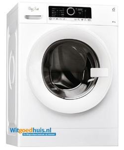 Whirlpool FSCR80418 wasmachine