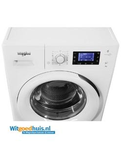 Whirlpool FWG81496WSE NL wasmachine
