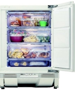 Zanussi ZQF11430DA inbouw koelkast