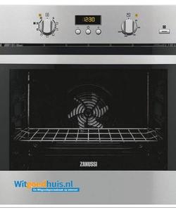 Zanussi inbouw oven ZOB65301XK