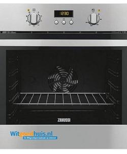 Zanussi inbouw oven ZOC35801XK