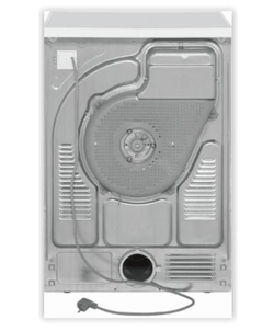 Zanussi ZTE7101PZ wasdroger