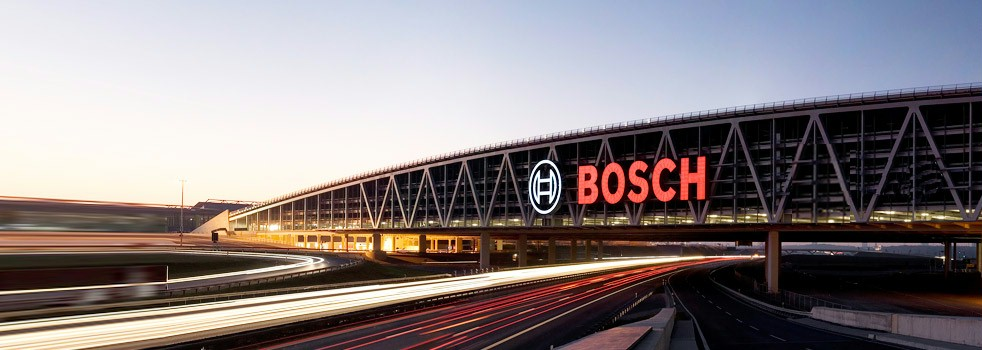Bosch witgoedapparaten