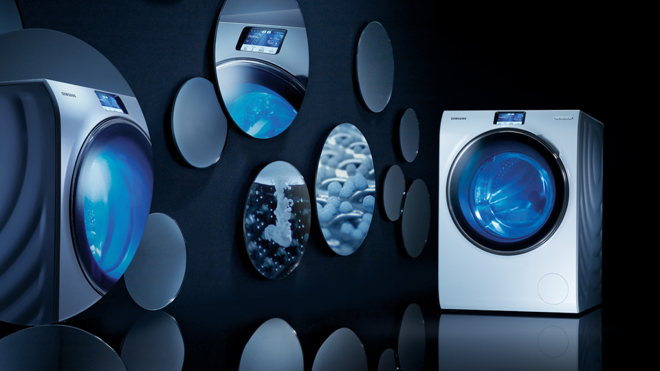 Samsung witgoedapparaten